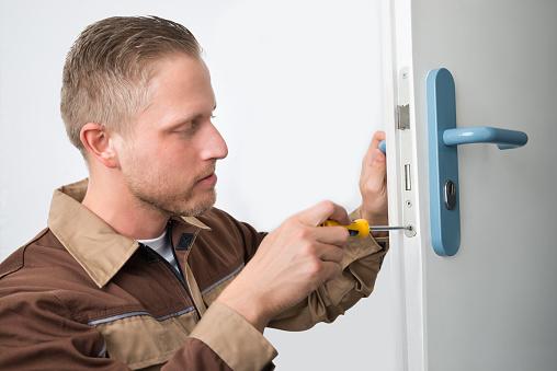 Door UPVC repairs
